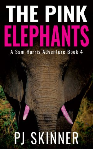 Cover for The Pink Elephants