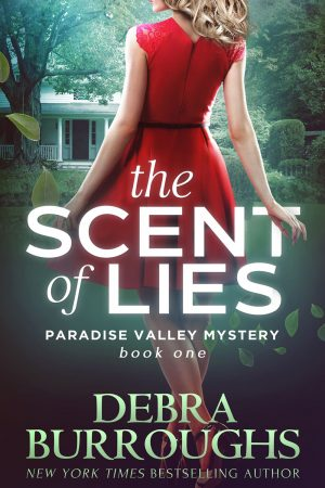 Cover for The Scent of Lies