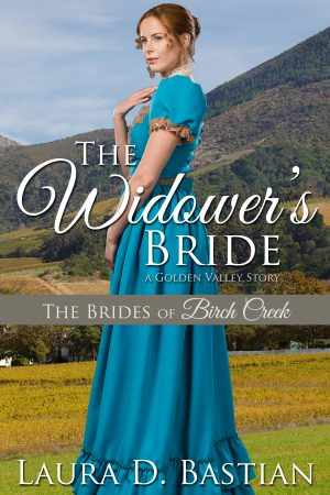 Cover for The Widower's Bride