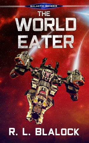 Cover for The World Eater