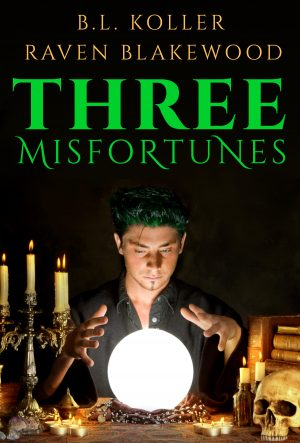 Cover for Three Misfortunes