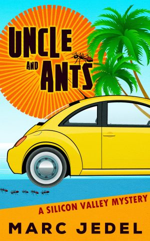 Cover for Uncle and Ants