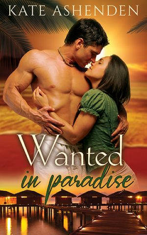 Cover for Wanted in Paradise