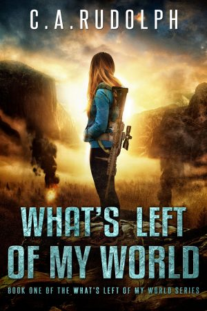 Cover for What's Left of My World