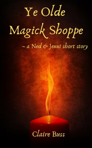 Cover for Ye Olde Magick Shoppe