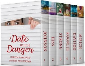 Cover for A Date with Danger