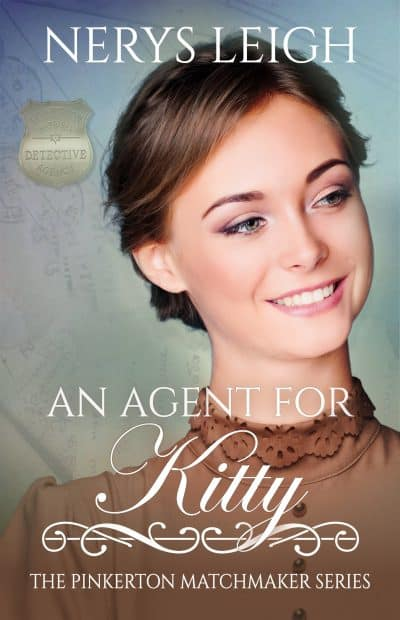 Cover for An Agent for Kitty