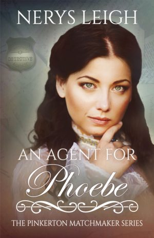 Cover for An Agent for Phoebe