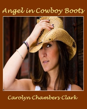 Cover for Angel in Cowboy Boots
