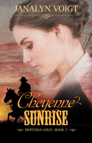 Cover for Cheyenne Sunrise