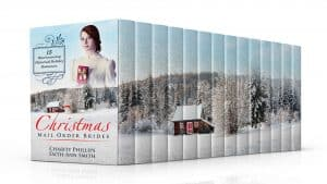Cover for Christmas Mail Order Brides
