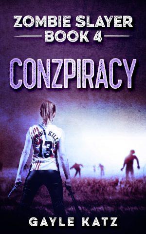Cover for Conzpiracy