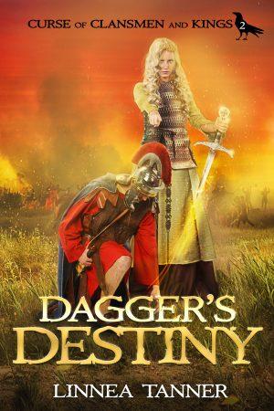 Cover for Dagger's Destiny