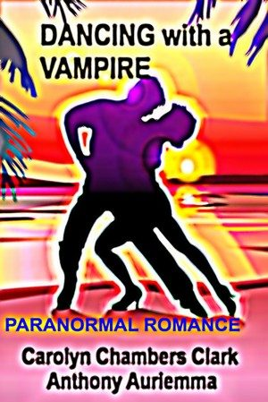 Cover for Dancing with a Vampire