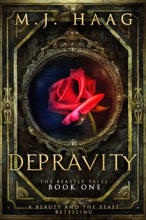 Cover for Depravity