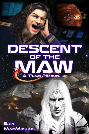 Cover for Descent of the Maw