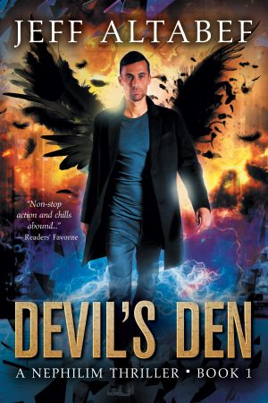 Cover for Devil's Den