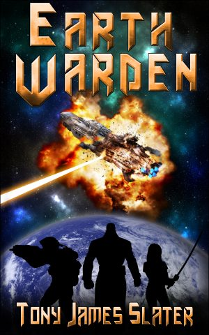Cover for Earth Warden