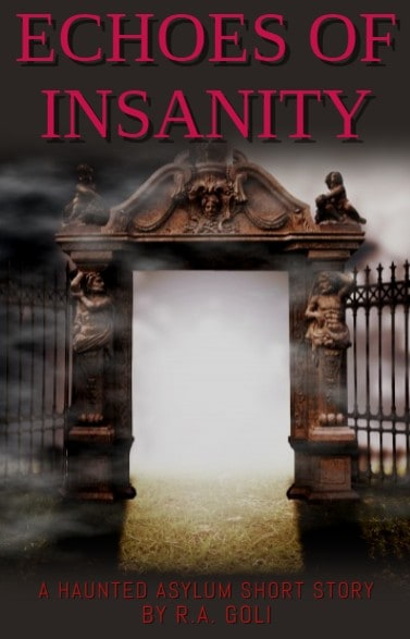 Cover for Echoes of Insanity: A Haunted Asylum Short Story