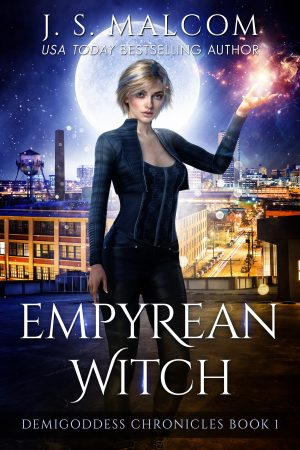 Cover for Empyrean Witch