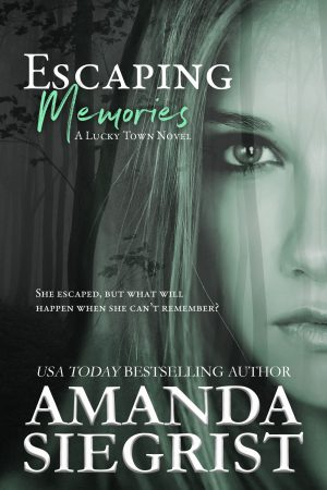 Cover for Escaping Memories