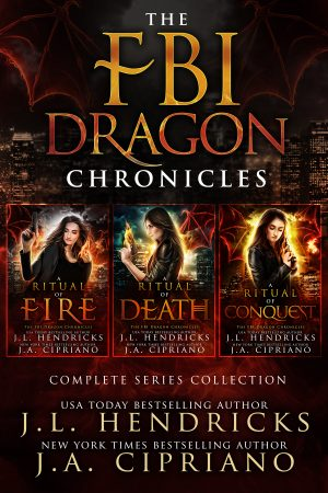 Cover for FBI Dragon Chronicles Complete Omnibus