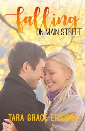 Cover for Falling on Main Street