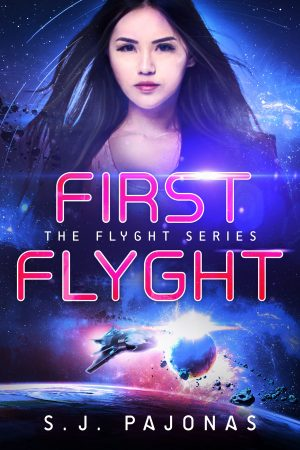 Cover for First Flyght