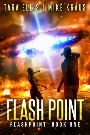 Cover for Flashpoint