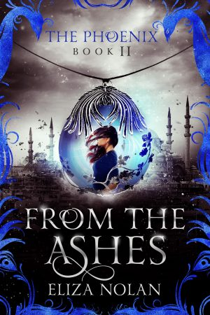 Cover for From the Ashes