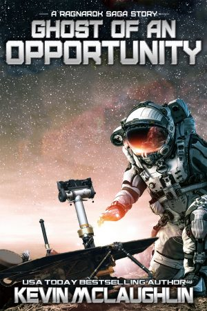 Cover for Ghost of an Opportunity