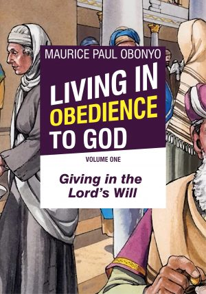 Cover for Giving in the Lord's Will