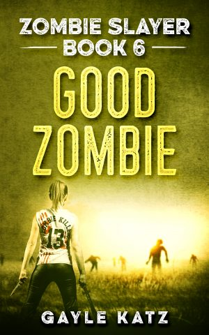 Cover for Good Zombie