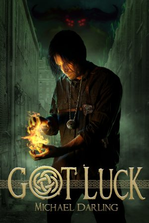 Cover for Got Luck