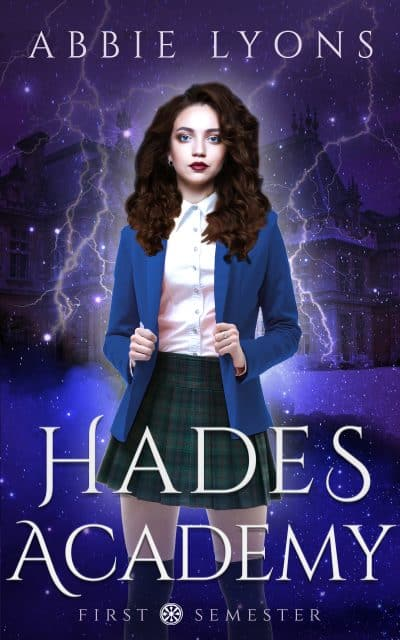 Cover for Hades Academy: First Semester