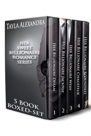 Cover for Her Sweet Billionaire Romance Boxed Set
