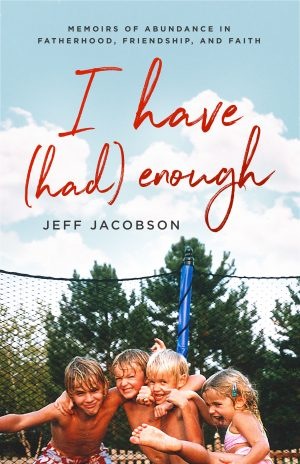 Cover for I Have (Had) Enough