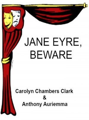 Cover for Jane Eyre, Beware