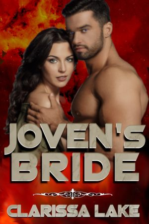 Cover for Joven's Bride