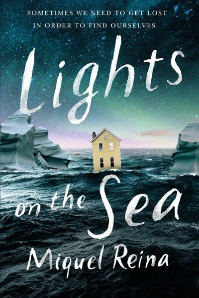 Cover for Lights on the Sea