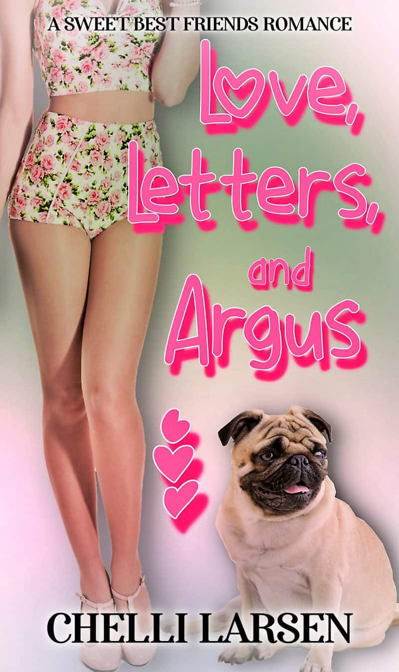 Cover for Love, Letters and Argus