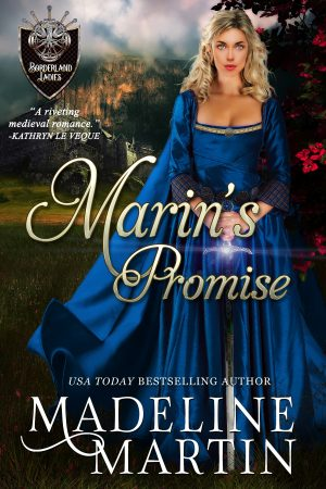 Cover for Marin's Promise