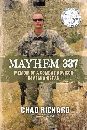 Cover for Mayhem 337