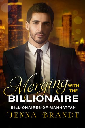 Cover for Merging with the Billionaire