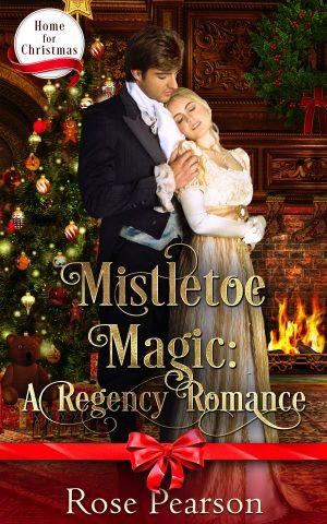 Cover for Mistletoe Magic