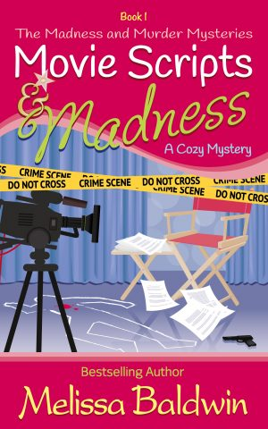 Cover for Movie Scripts and Madness