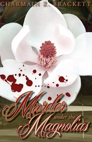 Cover for Murder under the Magnolias