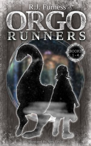 Cover for Orgo Runners (Books 1–4)