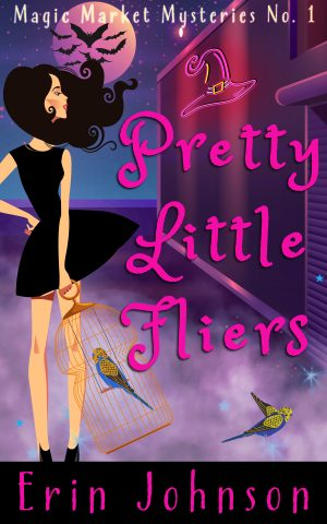 Cover for Pretty Little Fliers