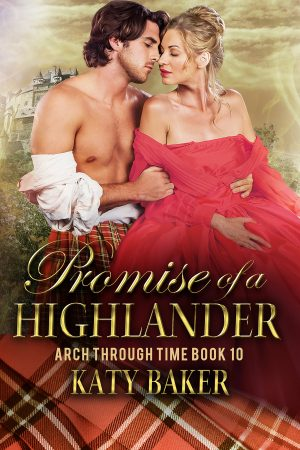 Cover for Promise of a Highlander